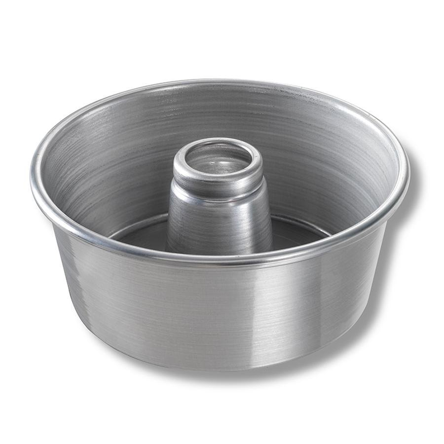 angel food cake pan chicago metallic 46550 9 1 2 quot aluminum food cake pan 1304