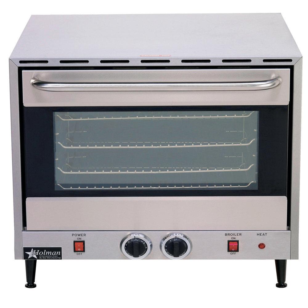 Convection Oven For Countertop : Star CCOF-4 Electric Countertop Full Size Convection Oven