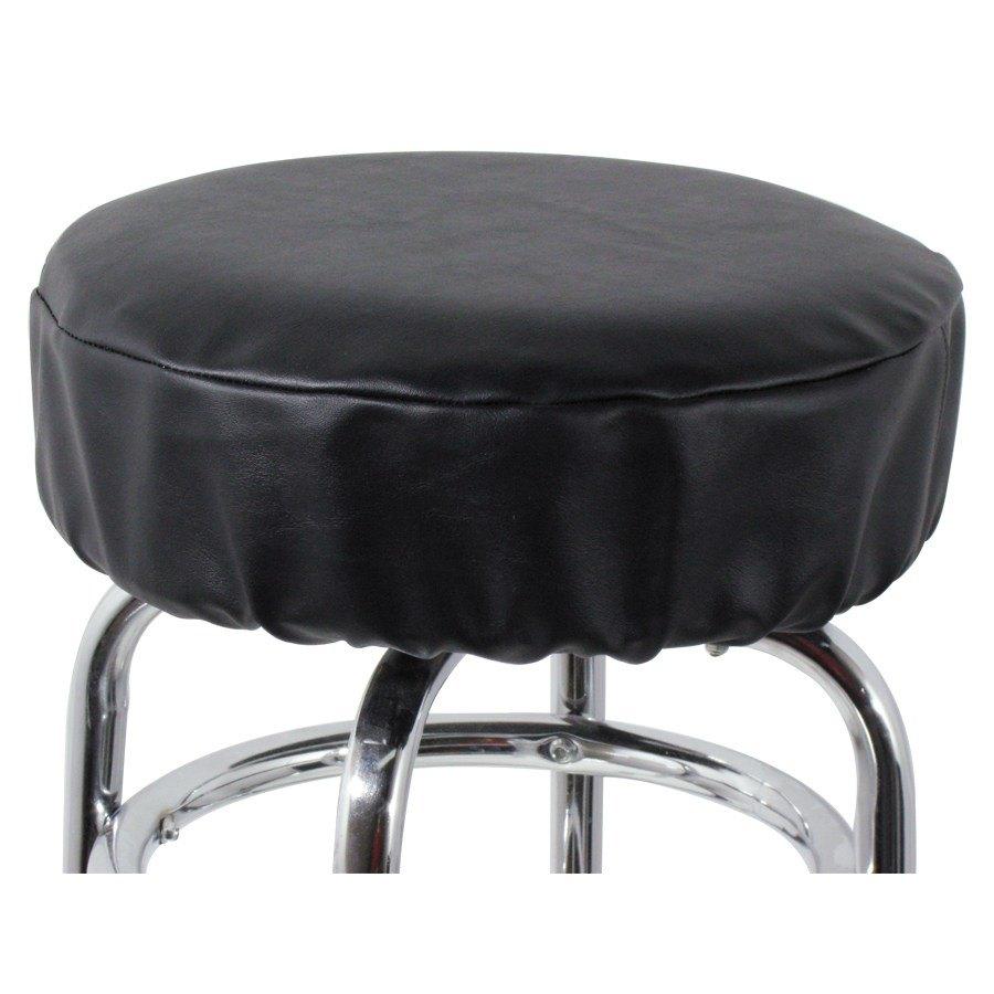 14quot Black Vinyl Bar Stool Seat Cover : 14 black vinyl bar stool seat cover from www.webstaurantstore.com size 900 x 900 jpeg 51kB