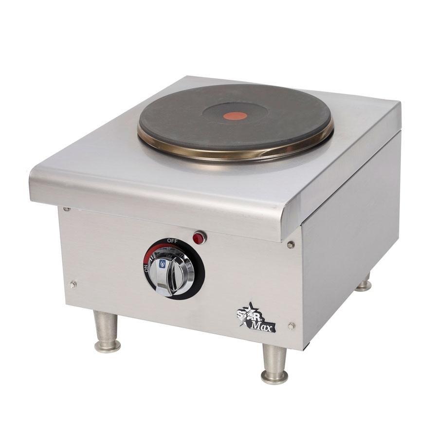 Electric Hot Plate ~ Star max ff single burner electric hot plate v