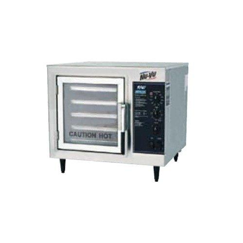 nu vu xo 1m half size electric countertop convection oven 4 kw. Black Bedroom Furniture Sets. Home Design Ideas