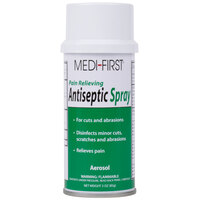 Medi-First 3 oz. Aerosol Antiseptic Spray