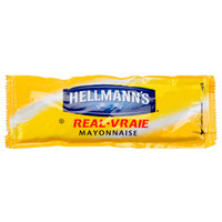 Hellmann's Mayonnaise - (210) 10.6 Gram Portion Packets / Case