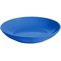 Tablecraft CW3160BL 5.5 Qt. Cobalt Blue Cast Aluminum Pasta Bowl