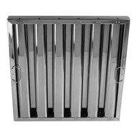 All Points 26-4607 20 inch x 25 inch x 2 inch Aluminum Hood Filter - Kleen-Gard