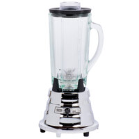 Waring BC900G Heavy Duty Chrome Bar Blender with 40 oz. Glass Jar (Canadian Use Only)