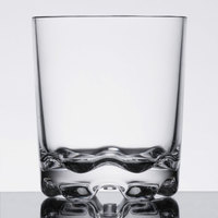 12 oz. Plastic Rocks Glass