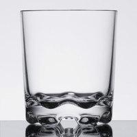 12 oz. Plastic Rocks Glass