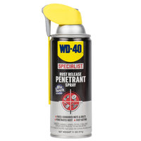 WD-40 Specialist 11 oz. Rust Release Penetrant Spray with Smart Straw - 6 / Case