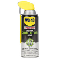 WD-40 Specialist 11 oz. Electrical Contact Cleaner Spray - 6 / Case