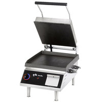 Star Pro-Max GR28IB Smooth Iron Plate Panini Sandwich Grill 14 inch x 28 inch
