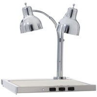 Alto-Shaam CS-200 Heated Dual Lamp Carving Station - 120V