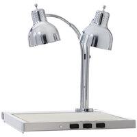 Alto-Shaam CS-200 Heated Dual Lamp Carving Station - 120V