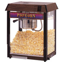 Star 39D-A JetStar 6 oz. Popcorn Popper with Woodgrain Trim