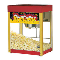 Star 39R-A JetStar 6 oz. Popcorn Popper with Antique Red Finish