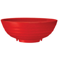 GET B-787-RSP Red Sensation 1.1 Qt. Bowl - 12/Case