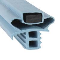 Delfield 1702562 Equivalent Magnetic Door Gasket - 25 1/2 inch x 28 5/16 inch