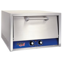 APW Wyott CDO-18B Single Deck Electric Countertop Pizza / Deck Oven - 120V
