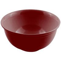 Bon Chef 9070 4 Qt. Sandstone Terra Cotta Cast Aluminum Tulip Bowl