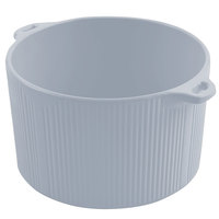Bon Chef 9145 2 Qt. Pewter-Glo Cast Aluminum Pot with Bail Handle