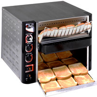 APW Wyott XTRM-3 13 inch Wide Belt Conveyor Toaster with 1 1/2 inch Opening - 230V