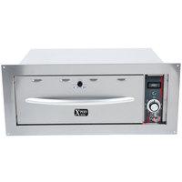 APW Wyott HDDi-2B Built-In 2 Drawer Warmer - 240V