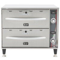APW Wyott HDDSi-2 Slimline 2 Drawer Warmer