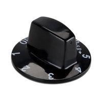 Avantco 17818736 1 1/2 inch Thermostat Knob (1 - 7)
