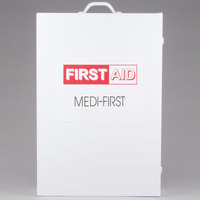 Medique 738M1 1430 Piece First Aid Kit Cabinet 5 Shelf