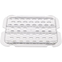 Rubbermaid FG120P24CLR 1/3 Size Clear Drain Tray
