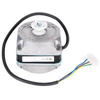 Avantco 17819739 1550 RPM Evaporator Fan Motor - 115V, 9W