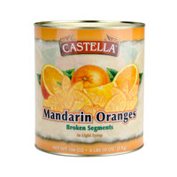 Broken Mandarin Orange Segments - (6) #10 Cans / Case