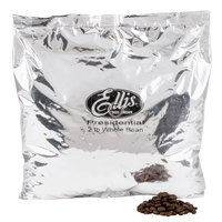 Ellis Presidential Whole Bean Regular Coffee - (10) 32 oz. Packets / Case - 10/Case