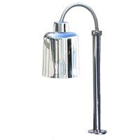 Hanson Heat Lamps SL/FM/ST/700 Stainless Steel Flexible Streamline Single Bulb Heat Lamp