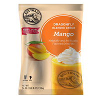 Big Train Dragonfly Mango Blended Creme Frappe Mix - 3.5 lb.