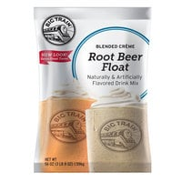 Big Train Root Beer Float Blended Creme Frappe Mix - 3.5 lb.