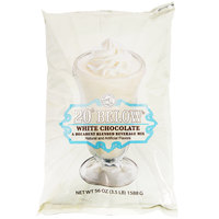 Big Train 20 Below Frozen White Hot Chocolate Mix - 3.5 lb.