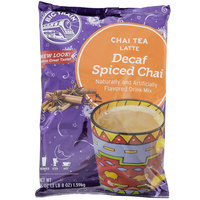 Big Train Decaf Spiced Chai Tea Latte Mix - 3.5 lb.