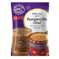 Big Train Pumpkin Pie Chai Tea Latte Mix - 3.5 lb.