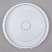 Dart Solo LVS516-0007 Bare 16 - 24 oz. Container Lid - 1000 / Case