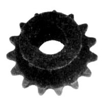 All Points 26-3632 Bun Belt Sprocket - 15 Teeth, 5/8 inch Bore