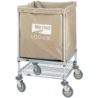 Metro LXHR-PLUS Lodgix Houserunner Plus Cart 24 inch x 24 inch x 39 inch