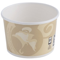 Eco Products EP-BRSC8-EW Evolution World 8 oz. Soup / Hot & Cold Food Cup - 1000 / Case