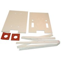 All Points 28-1144 Burner Insulation Kit for Full Vat Fryer