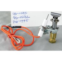 All Points 51-1412 1/4 inch CCT Natural Gas Pilot Burner Assembly with Electrode