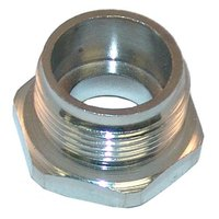 All Points 26-3734 Waste Drain Packing Nut for Lever Handle; 3 inch and 3 1/2 inch Sink Openings