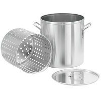 Vollrath 68272 Wear-Ever 60 Qt. Boiler / Fryer Set