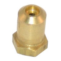 Imperial 2062 Equivalent Brass Hood Orifice; #39; Natural Gas; 3/8 inch-27 Thread; 1/2 inch