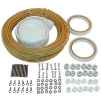All Points 34-1308 Warmer Element; 208/240V; 210' Heater Wire