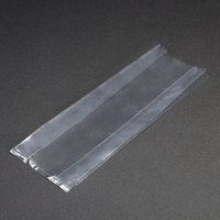Plastic Food Bag 4 inch x 2 inch x 12 inch - 1000 / Box